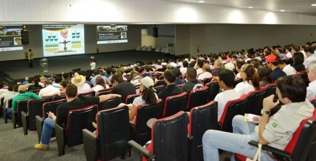 Premix apresenta uso de tecnologia drone durante ExpoCorte